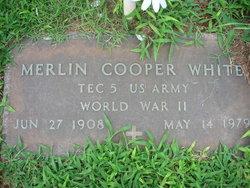 Merlin Cooper White
