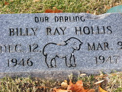 Billy Ray Hollis