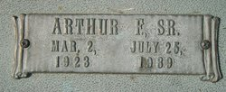 Arthur Frederick Huse, Sr