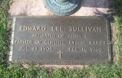 Edward Lee Sullivan