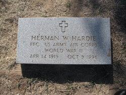 Herman Wesley Hardie, Sr