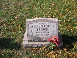 Alexander Scott French