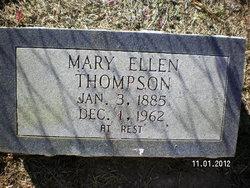 Mary Ellen Thompson