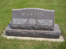Vera <I>Matzke</I> Marten