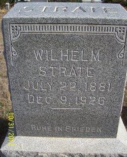 Wilhelm Strate
