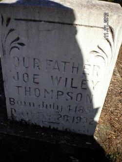 Joe Willey Thompson