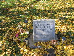 Pete Joe Buentello