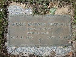 Merle Marvin Pearsall