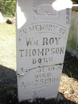 William Roy Thompson