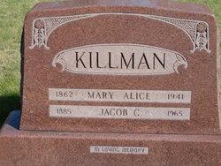 Mary Alice Killman