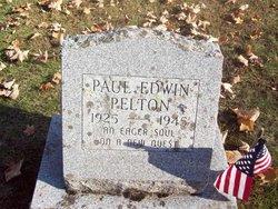 Paul Edwin Pelton