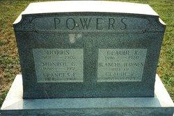 Frances Elizabeth Powers