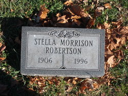 Stella R <I>Craig</I> Robertson