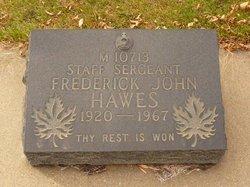 Frederick John Hawes