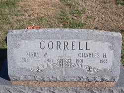 Charles H Correll