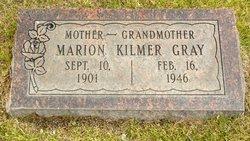 Marion Laura Kilmer Gray