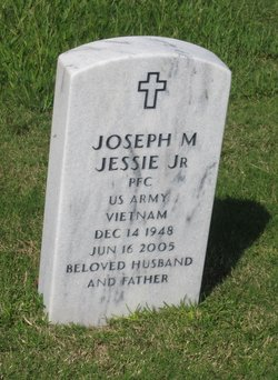 Joseph M Jessie, Jr