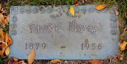 Frank Hayes