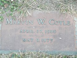 Marvin W. Coyle