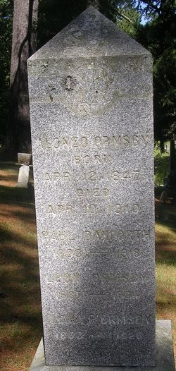 Clara P. <I>Danforth</I> Ormsby