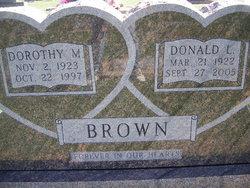 Donald L Brown
