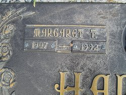 Margaret T Harrison