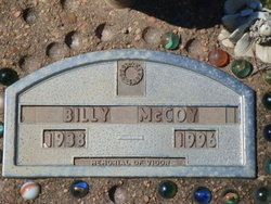 "Willis Wise ""Billy"" McCoy, Jr"