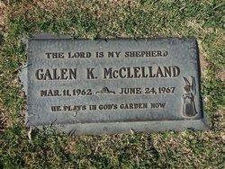 Galen K. McClelland