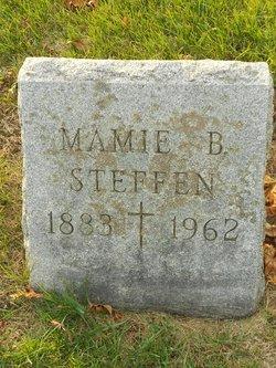 Mamie B <I>Bachaud</I> Steffen