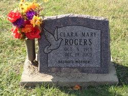 Clara Mary Rogers