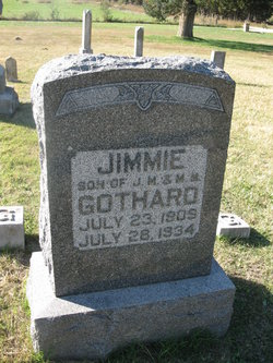 Jimmie Gothard