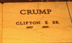 Clifton E. Crump, Sr