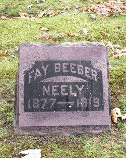 Fay <I>Beeber</I> Neely