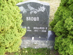 Rolland P. Brown