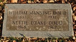 Nettie <I>Drake</I> Doud