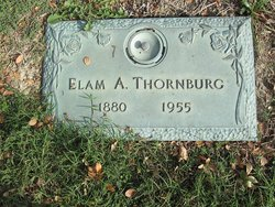 Elam Alexander Thornburg