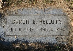 Byron E. Hellums