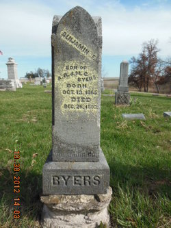 Benjamin F Byers