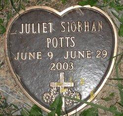 Juliet Siobhan Potts