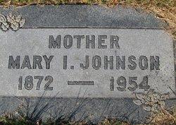 Mary I. Johnson