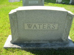 Mary <I>Williams</I> Waters