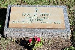Paul G Stets