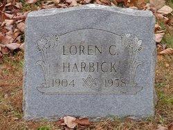 Loren Clinton Harbick