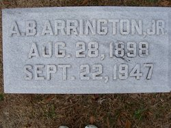 Albert Beda Arrington, Jr