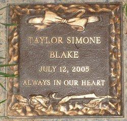 Taylor Simone Blake