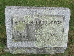 Watson J. Brundege