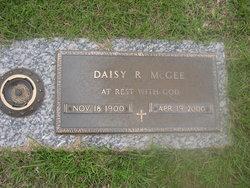Daisy R. McGee