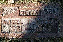 Mabel Irene <I>Caldwell</I> Belton