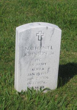 Nathaniel Johnson, Jr