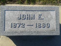 John E Wilson